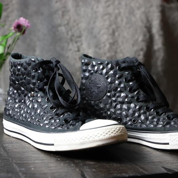 Converse Shoes - Converse Swarovski Crystal in Black a12c4ac85